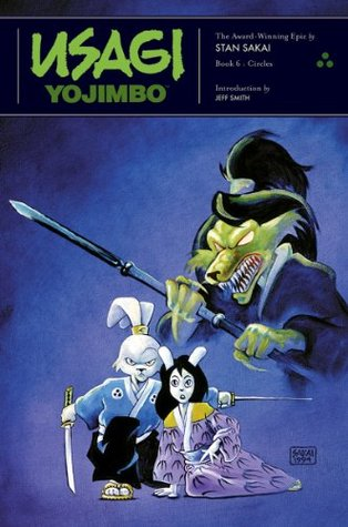 Usagi Yojimbo, Vol. 6: Circles (Usagi Yojimbo, #6)