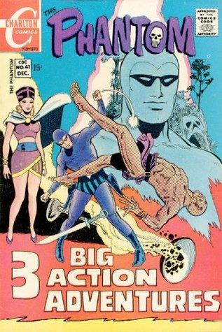 The Phantom 41 - 50 [1969] Charlton Comics (The Phantom [1969] Charlton Comics)