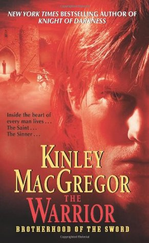 The Warrior (Brotherhood of the Sword #7/MacAllister Series, #4)