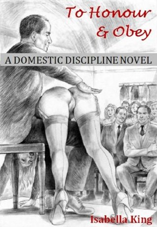 Domestic spanking story