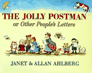 The jolly postman or other peoples letters by janet ahlberg 385250 spiritdancerdesigns Images