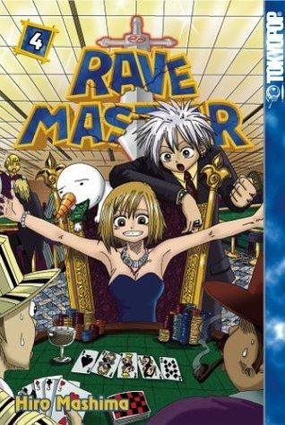 Rave Master, Vol. 04