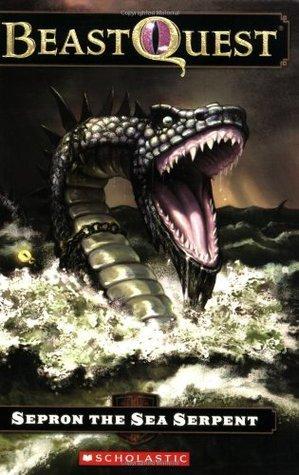 Sepron The Sea Serpent (Beast Quest, #2)
