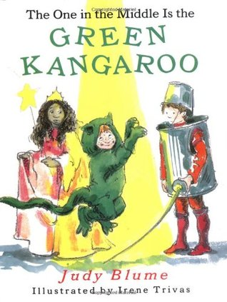The One in the Middle Is the Green Kangaroo by Judy Blume