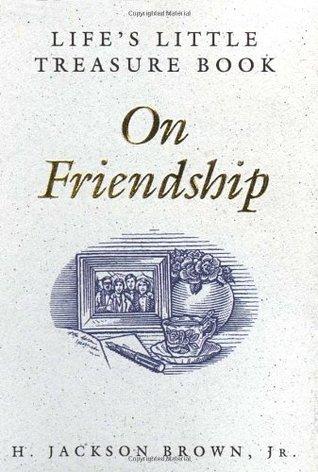 Life's Little Treasure Book on Friendship