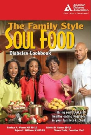 The family style soul food diabetes cookbook by roniece weaver 2207378 forumfinder Images