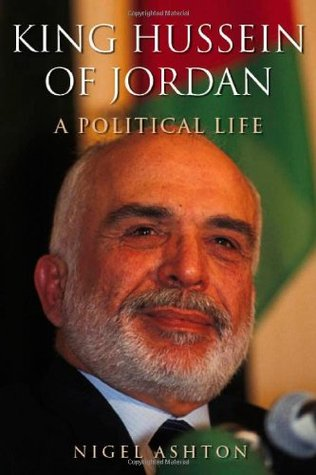 King Hussein of Jordan by Nigel John Ashton