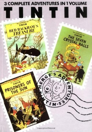 The Adventures of Tintin, Vol. 4: Red Rackham's Treasure / The Seven Crystal Balls / The Prisoners of the Sun