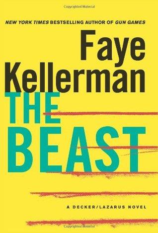 The Beast(Peter Decker/Rina Lazarus 21)