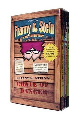 Franny K. Stein's Crate of Danger (Franny K. Stein, Mad Scientist, #1-4)