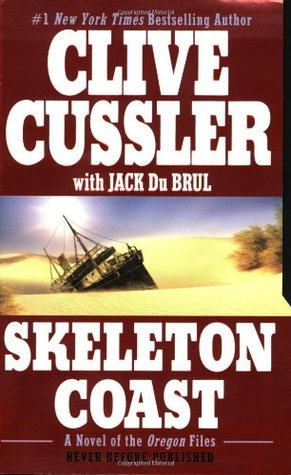 Skeleton Coast by Clive Cussler