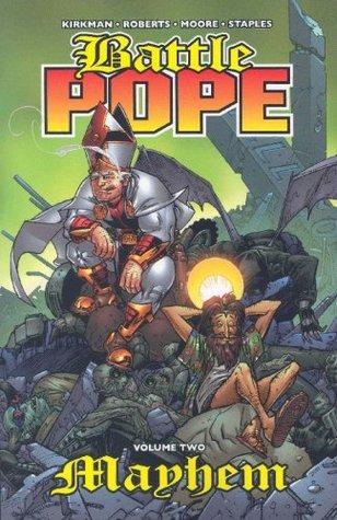 Battle Pope, Volume 2 by Robert Kirkman
