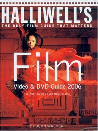 Halliwell's Film, Video & DVD Guide 2006