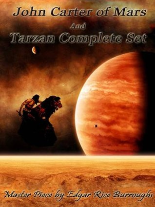 John Carter of Mars and Tarzan Complete Collection (13 of John Carter of Mars/25 of Tarzan)