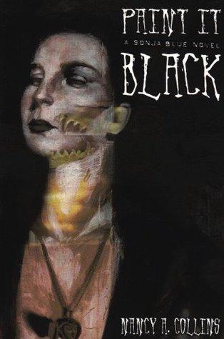 Paint it Black (Sonja Blue, #3)