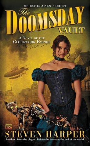 The Doomsday Vault (Clockwork Empire #1)