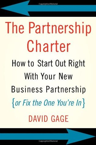 The Partnership Charter: How To Start Out Right With Your New Business Partnership