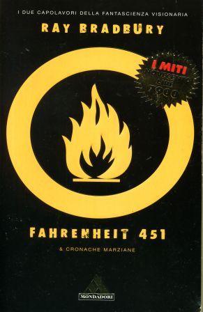 Fahrenheit 451 - Cronache marziane