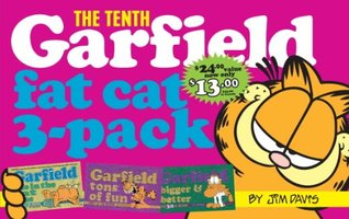 The Tenth Garfield Fat Cat 3-Pack by Jim Davis
