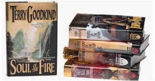 The Sword of Truth Gift Set by Terry Goodkind