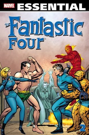 Essential Fantastic Four: Vol. 2