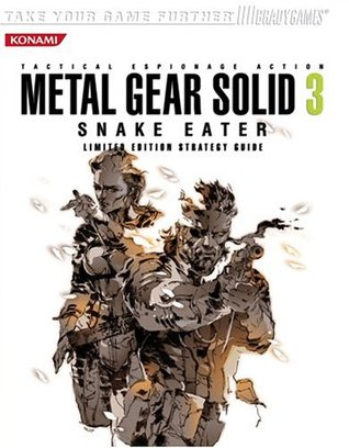 Metal Gear Solid 3®: Snake Eater(tm) Limited Edition Strategy Guide