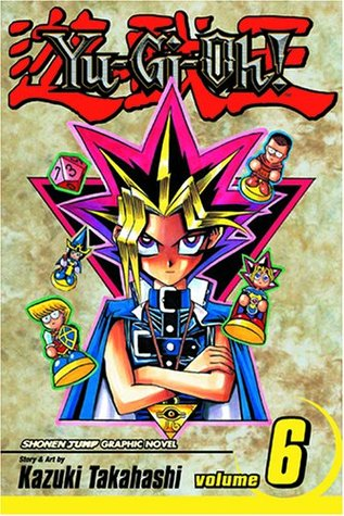 Yu-Gi-Oh! Vol. 6 by Kazuki Takahashi