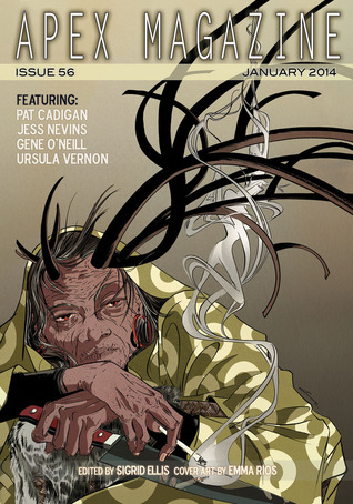 Apex Magazine Issue 56 (January 2014)