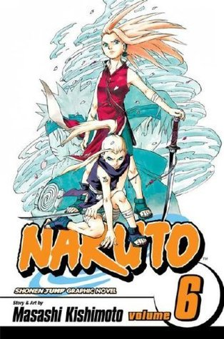 Naruto, Vol. 6: Predator (Naruto Graphic Novel)