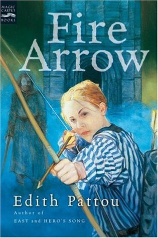 Fire Arrow (The Songs of Eirren, #2)