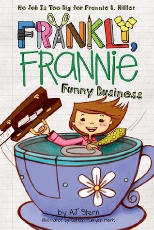 Funny Business (Frankly, Frannie #4)