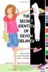 The Secret Identity of Devon Delaney by Lauren Barnholdt