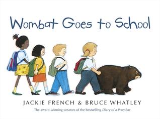 Wombat Goes to School