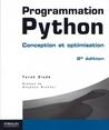 Programmation Python Conception et optimisation