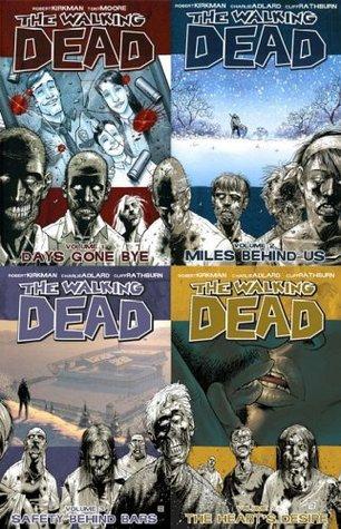 The Walking Dead: Vols. 1-4 [Amazon.com Exclusive]