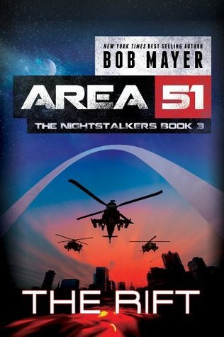 The Rift (Area 51: Nightstalkers, #3)