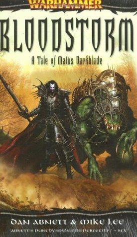 Bloodstorm (Darkblade #2)