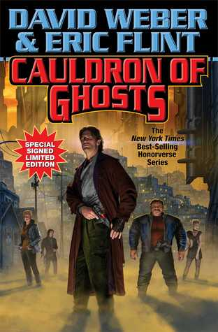 Cauldron of Ghosts Signed Limited Edition