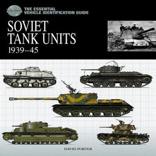 Essential Vehicle Identification Guide: Soviet Tank Units 1939-45