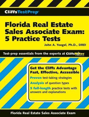 Cliffstestprep Florida Real Estate Sales Associate Exam: 5 Practice Tests