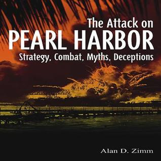 Attack on Pearl Harbor by Alan Zimm