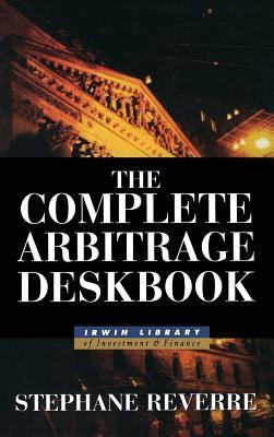 The Complete Arbitrage Deskbook DJVU PDF 978-0071359955