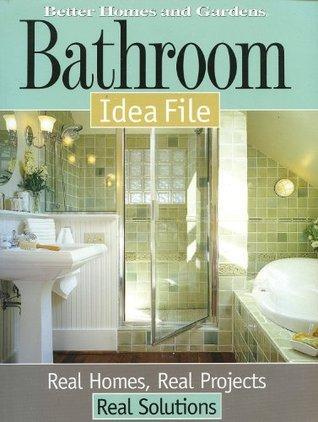 Bathroom Idea File