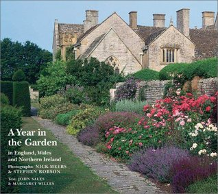 A Year in the Garden: In England, Wales and Northern Ireland