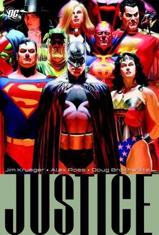 Justice Volume 1 By Jim Krueger
