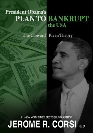 President Obama's Plan To Bankrupt the USA