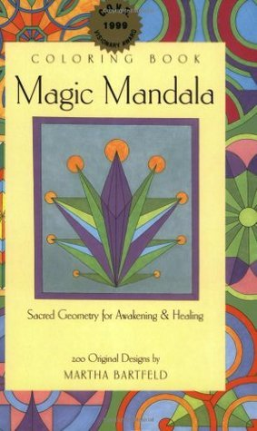 Magic Mandala Coloring Book