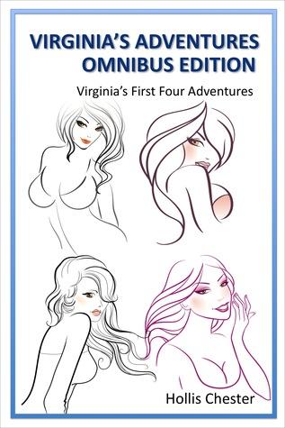 Virginia's Adventures Omnibus Edition: Virginia's First Four Adventures