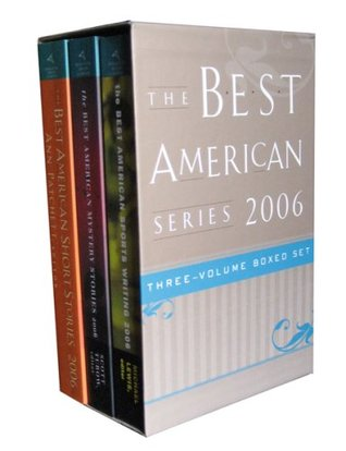 The Best American Series 2006 - Gold Gift Box: Three-Volume Boxed Set