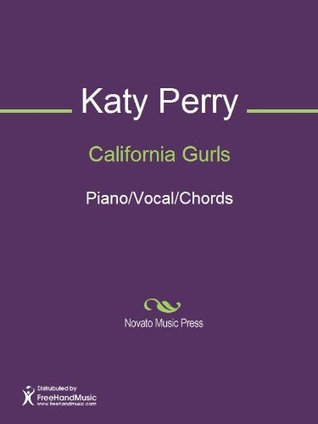 California Gurls Sheet Music (Piano/Vocal/Chords)